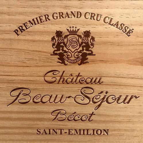 Chateau Beau-Sejour Becot 2008