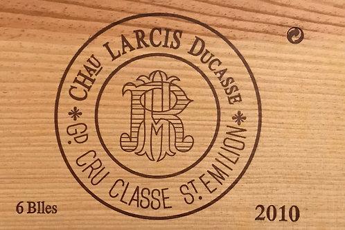 Chateau Larcis Ducasse 2010