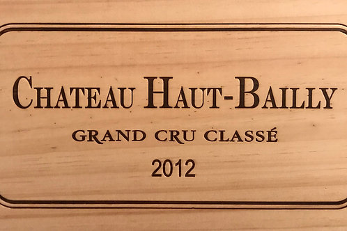 Chateau Haut Bailly 2012