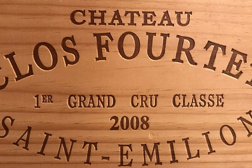 Chateau Clos Fourtet 2008