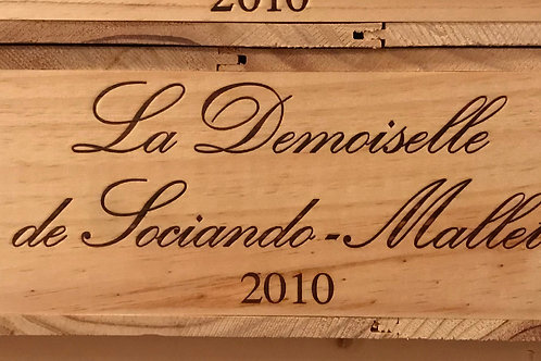 La Demoiselle de Sociando-Mallet 2010