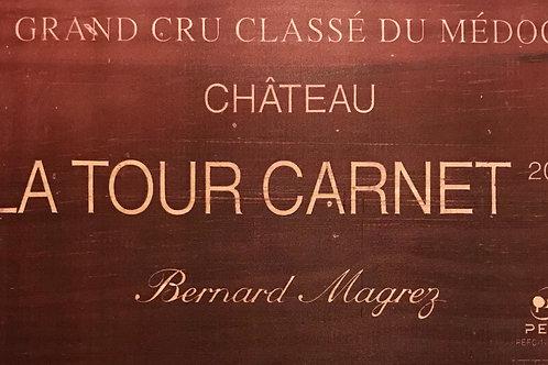 Chateau La Tour Carnet 2010