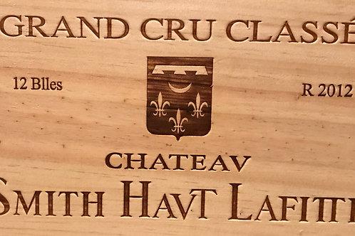 Chateau Smith Haut Lafitte Rouge 2012