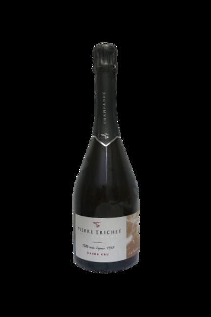 La Puissance Champagne Pierre Trichet
