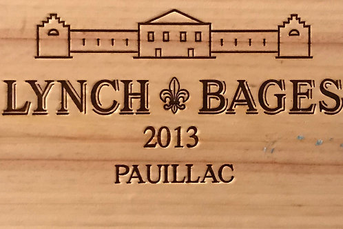 Chateau Lynch Bages 2013
