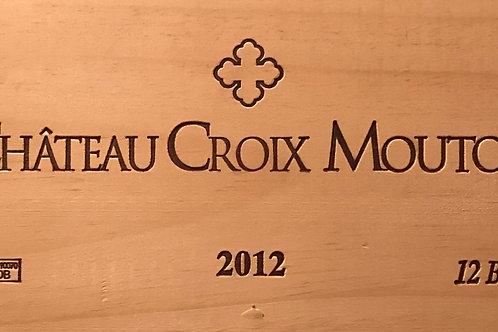 Chateau Croix Mouton 2012
