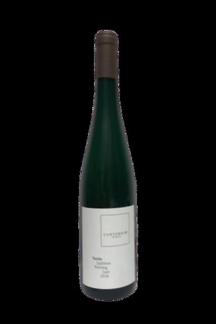 Saarburger Fuchs Spätlese 2016 Weingut Cantzheim