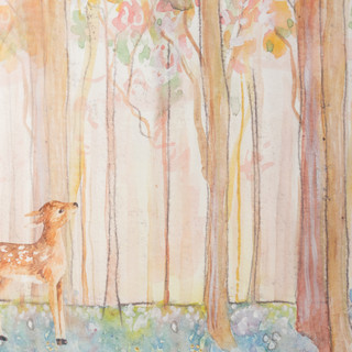 Thicket Pink Woodland