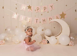 Happy first birthday to this little star