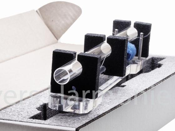Quartzophone Solo et son emballage sécurisé