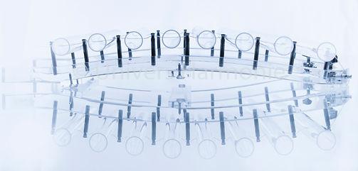 Ligne arquée des Instruments Quartzophone