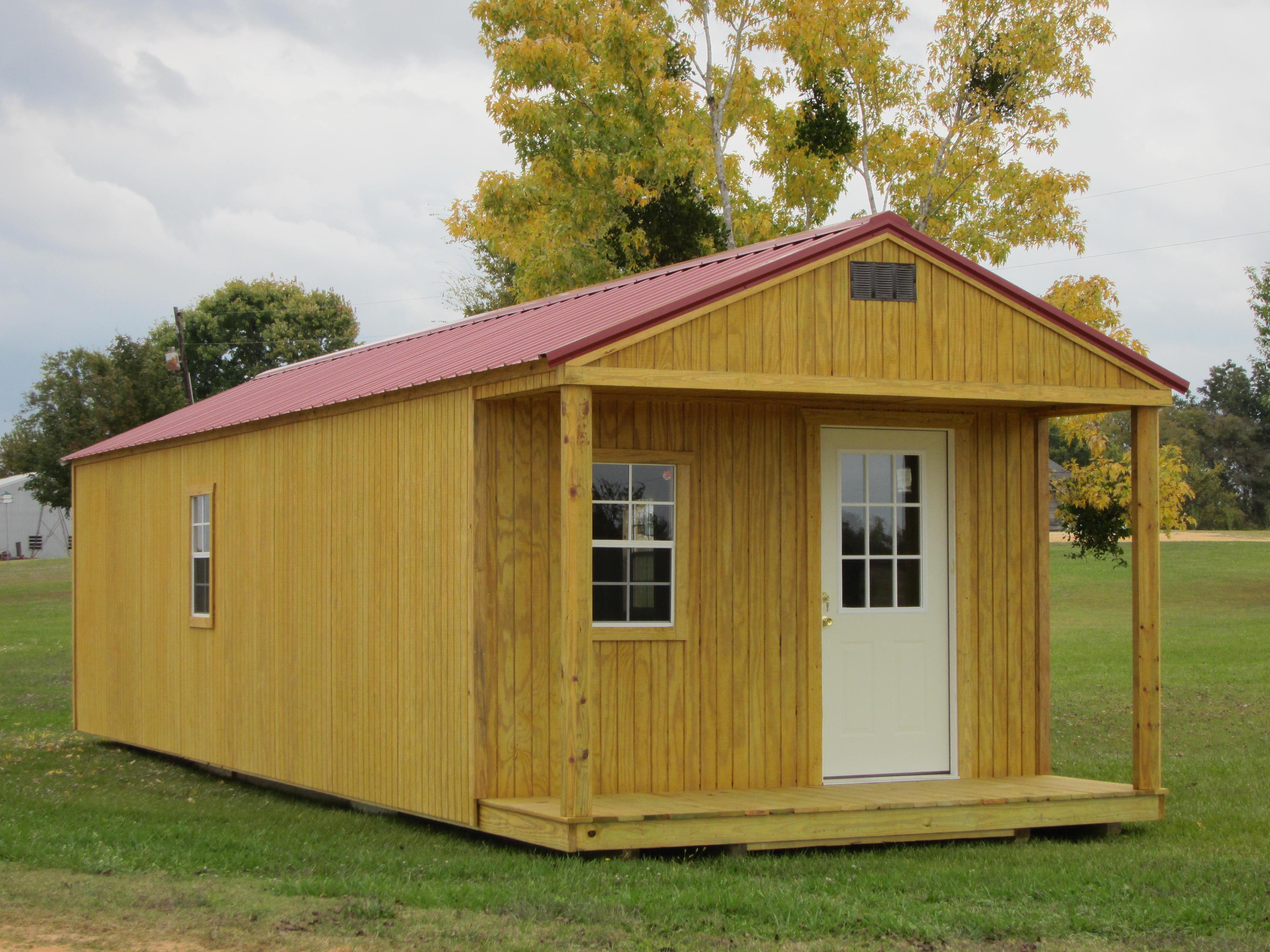 Portable Buildings In Alabama : Probilt portable storage buildings barns sheds cabins