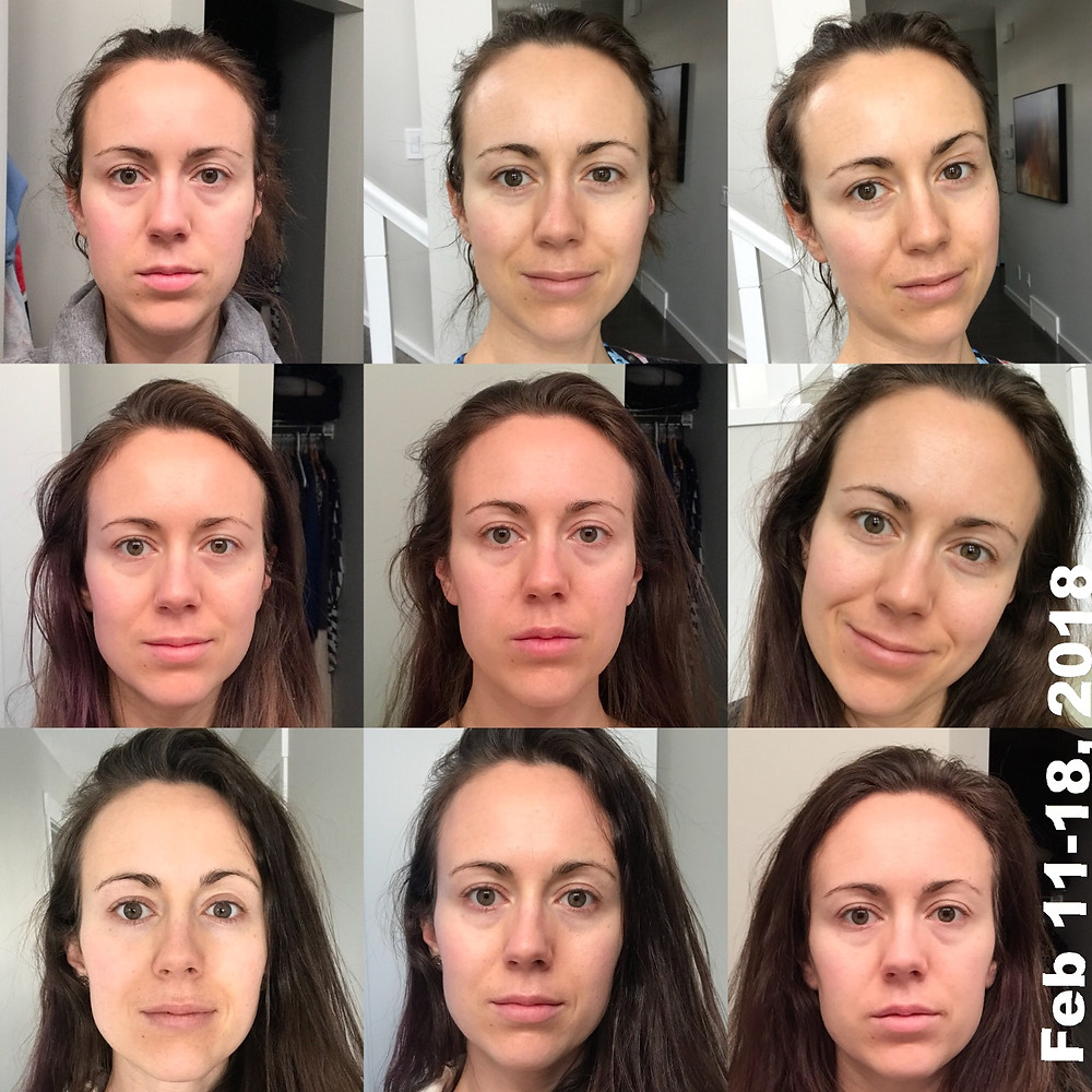 Face update pictures Feb 11-18, 2018