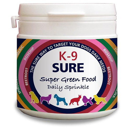 K9-Sure Super Green Food (100g)