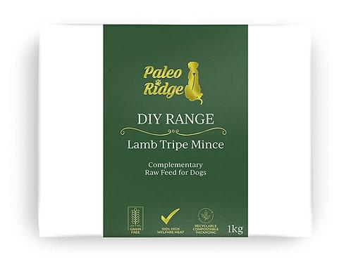 Paleo Ridge DIY Lamb Tripe Mince (1kg)