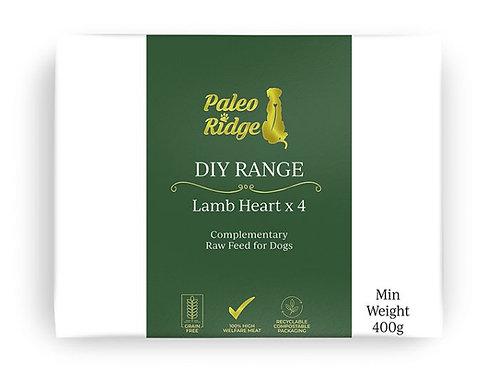 Paleo Ridge DIY Lamb Heart (x 4)