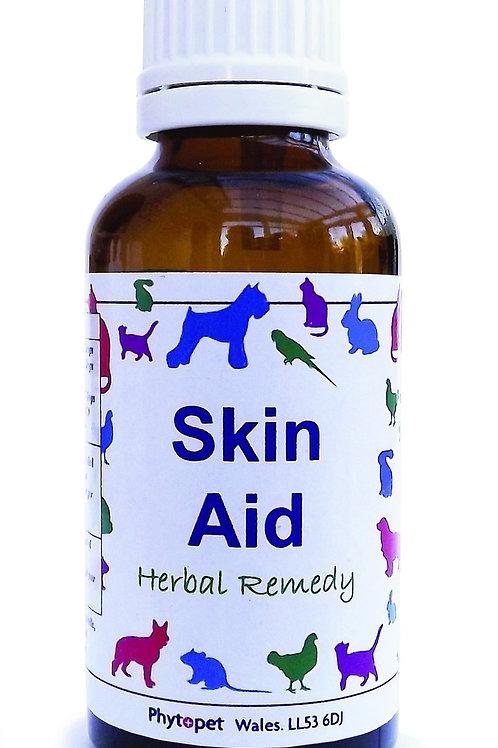 Skin Aid (30ml) For Healthy Skin & Coat