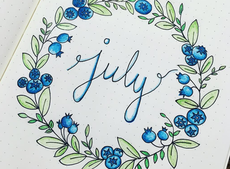 July For Holistic Hounds