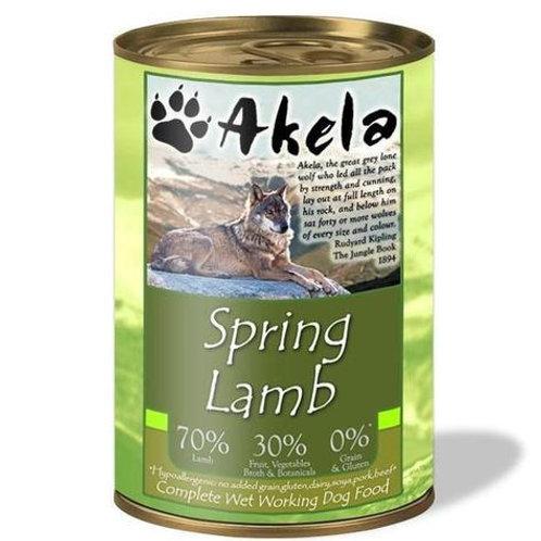 Akela Spring Lamb (400g)