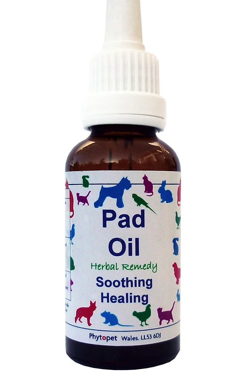 Pad Oil (30ml) For Soothing Healing