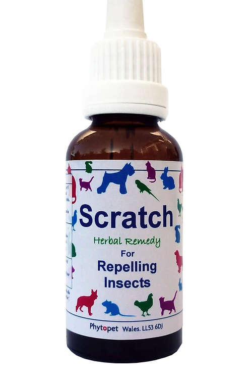 Scratch (30ml) For Repelling Insects