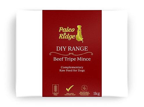 Paleo Ridge DIY Beef Tripe Mince (1kg)
