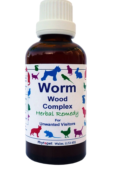 Wormwood Complex (30ml) For Unwanted Visitors