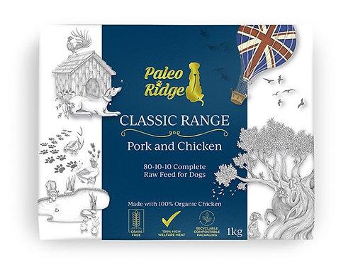 Paleo Ridge Classic Pork and Chicken (1kg)
