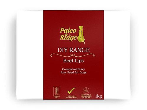 Paleo Ridge DIY Beef Lips (1kg)