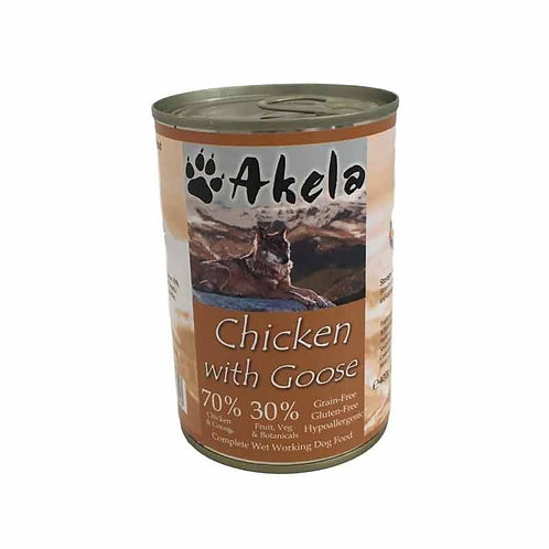 Akela Chicken & Goose (400g)
