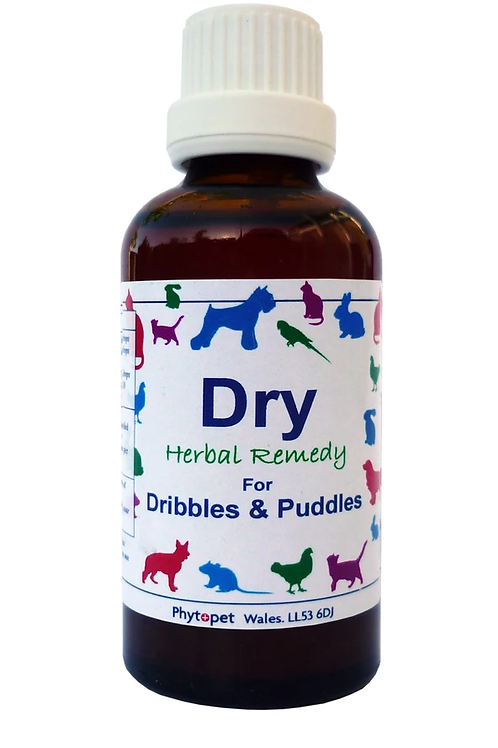 Dry (30ml) For Dribbles & Puddles