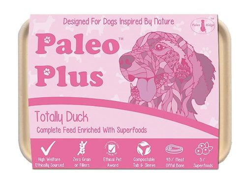 Paleo Ridge Paleo Plus Totally Duck (500g)