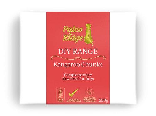 Paleo Ridge DIY Kangaroo Chunks (500g)