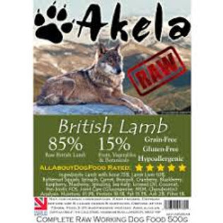 Akela Raw - Lamb