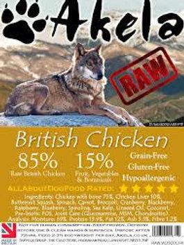 Akela Raw - Chicken (500g)