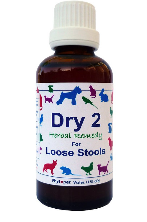 Dry 2 (For Loose Stools) 30ml