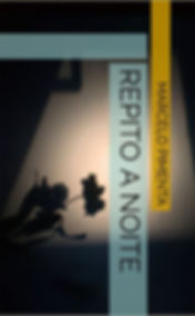 Livro Repito a noite de Marcelo Pimenta