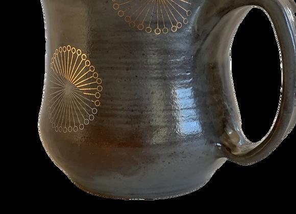 Organic Pinwheel Mug