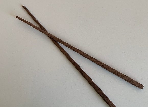 Handmade Walnut Chopsticks