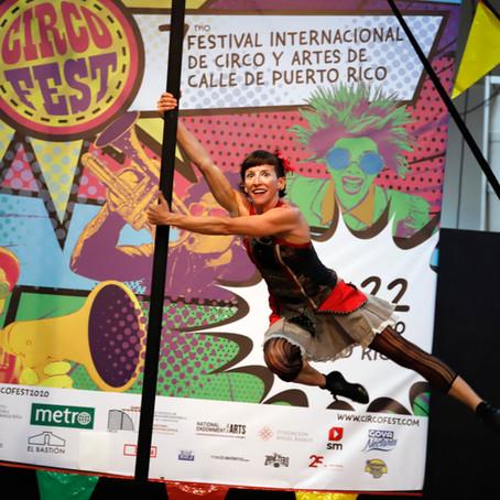 Circo Fest 2020 se presentará virtualmente
