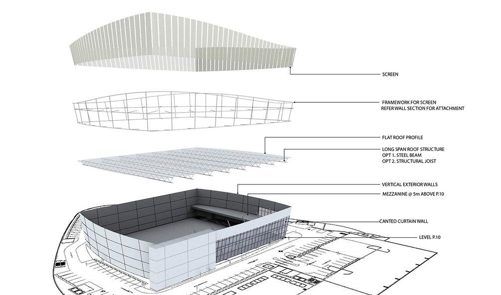 Al Kout Multipurpose Hall - CallisonRTKL