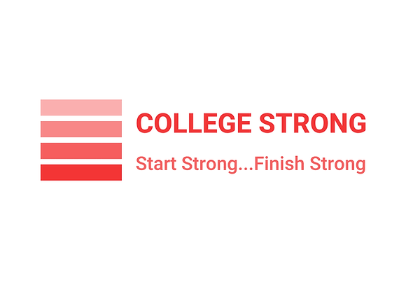 College Strong:  Self-paced, online college-prep with weekly live Q & A session.