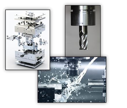 Tooling and Injection Molding
