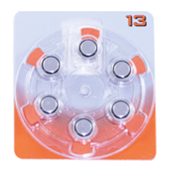 Replacement Batteries - 6 Pack