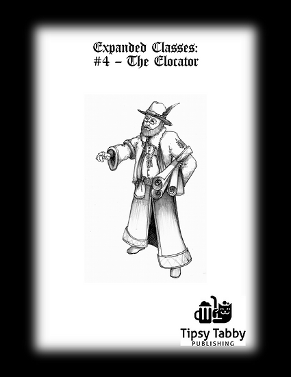 Pathfinder: Expanded Classes: The Elocator