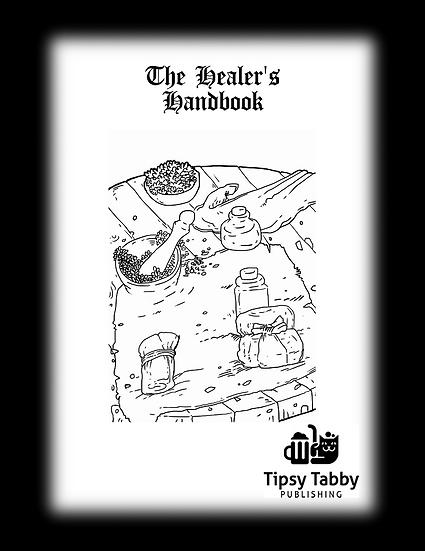 Pathfinder: The Healer's Handbook
