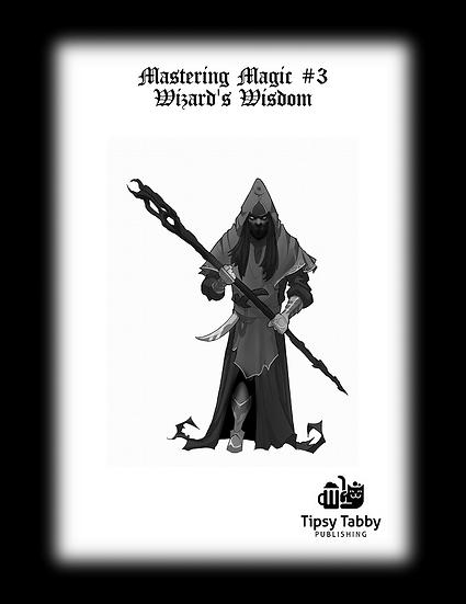 Pathfinder: Wizard's Wisdom