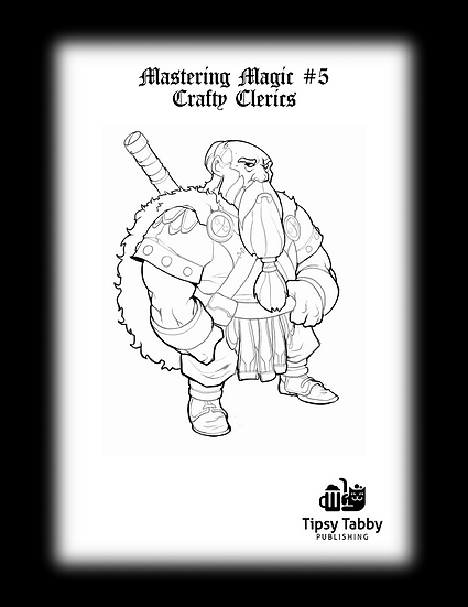 Pathfinder: Crafty Clerics