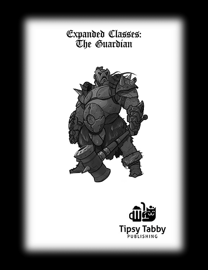 Pathfinder: Expanded Classes: The Guardian