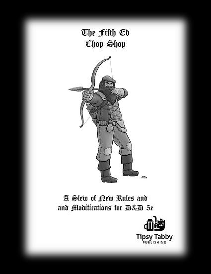 The Fifth Ed Chop Shop